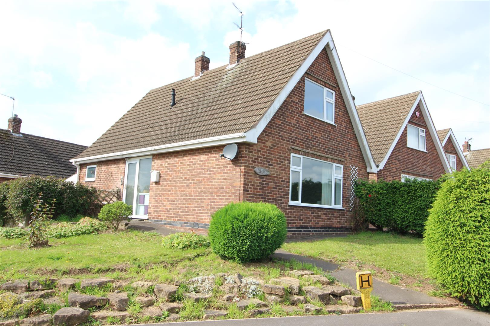 3 Bedrooms Detached Bungalow for sale in Blake Road, Stapleford, Nottingham